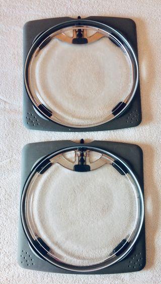 Giraplatos microondas Moulinex