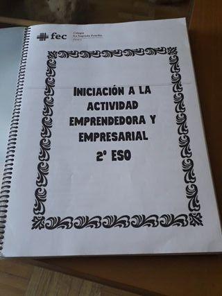 libro de iniciación a la actividad emprendedora