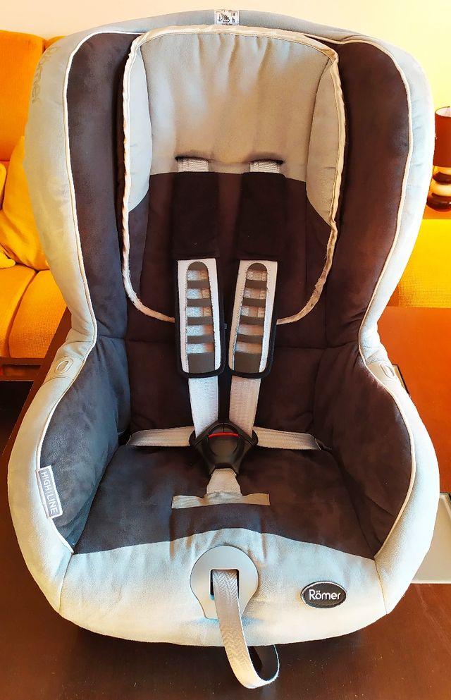 silla de coche tipo 1 Römer Duo Plus