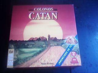 Los Colonos de Catan.Devir