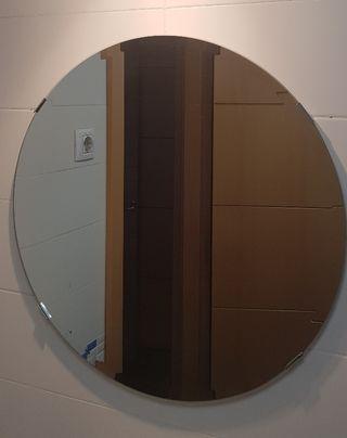 Espejo baño redondo Ikea