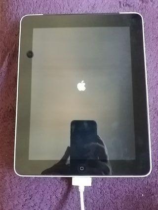 iPad modelo A1337 para piezas con funda