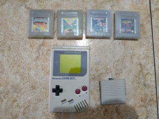 Game Boy + Juegos