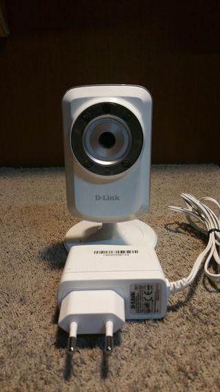cámara ip d-link dcs-933L
