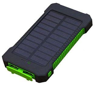 Cargador-Batería Solar Impermeable