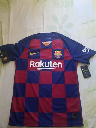 camiseta original del barcelona 19/20