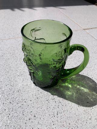 5 Vasos de cristal