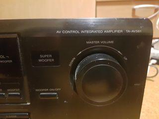 Sony amplificador
