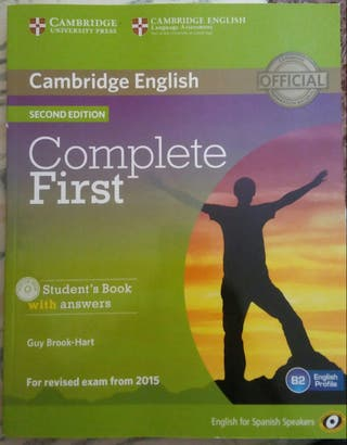 Libro Inglés B2 Cambridge
