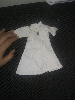 vestido comunion raspaciña