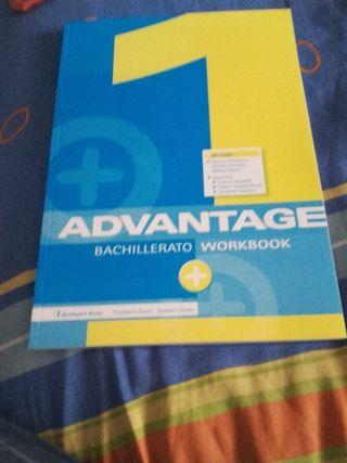 Libro Advance Workbook Bachiller