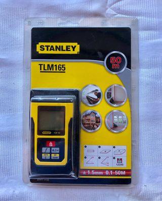 Medidor láser 50m Stanley TLM 165. Nuevo