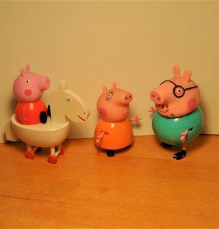 Lote Peppa Pig Figuras