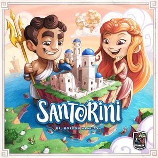 (TIENDA) Santorini juego de mesa
