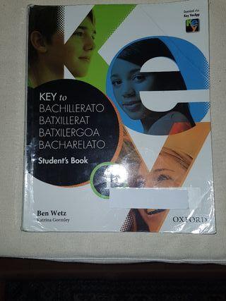 libro inglés oxford 1 bachillerato