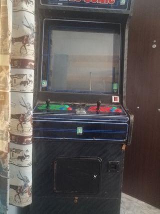 máquina de coleccionista