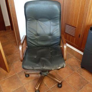 sillón de oficina