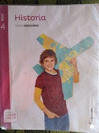 Historia 4TO ESO (Secundaria Libro)