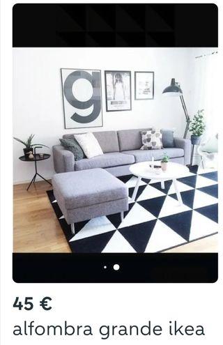 alfombra grade de Ikea