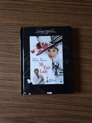 Libro dvd My fair Lady