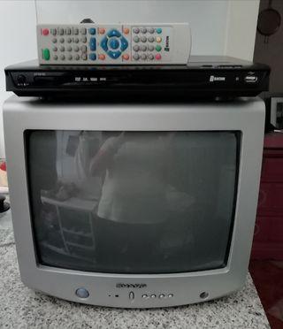 television, tdt con mando