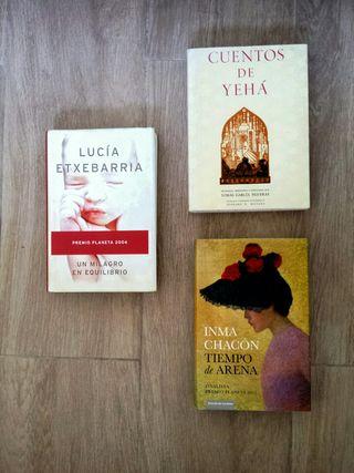 LIBROS a 1€:OVNIS,Lecturas,Clásicos,Novela,Cuento