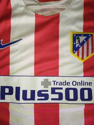 Primera equipación Atlético de Madrid 2016/17