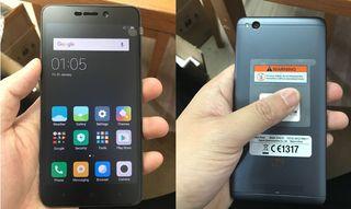 Xiaomi Redmi 4a como nuevo