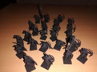 warhammer fantasy elfos Silvanos