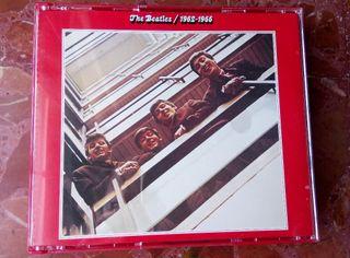 THE BEATLES - 1962. 1966. 2CD