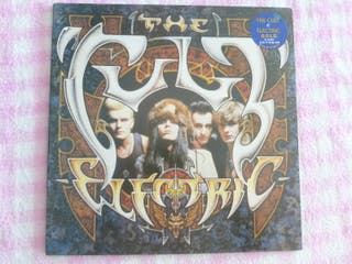 The Cult Electric LP UK Gold Picture disc