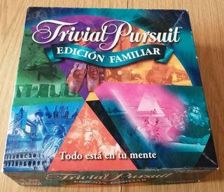 Trivial Pursuit Edición Familiar