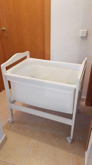 Mini cuna blanca Zara Home
