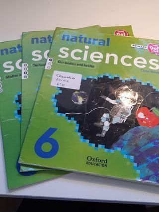 natural sciences 6 primaria
