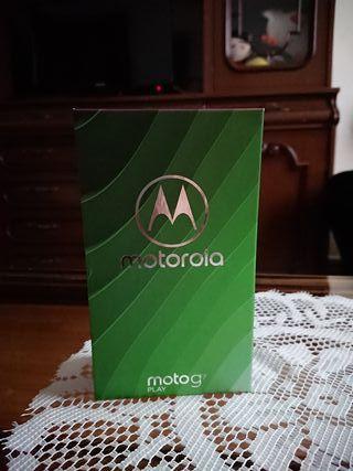 NUEVO Motorola Moto G7 Play