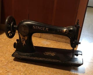 Máquina d coser Singer