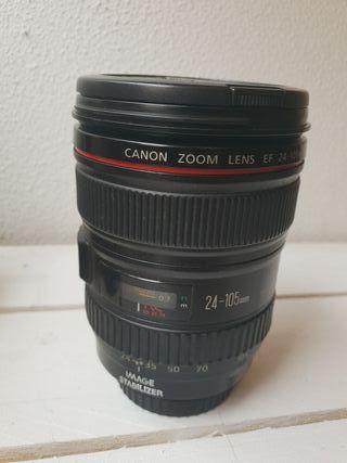 OBJETIVO CANON EF 24-105mm 1:4