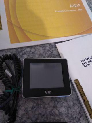 GPS Airis T930