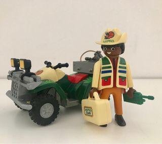 Playmobil explorer quad 4176