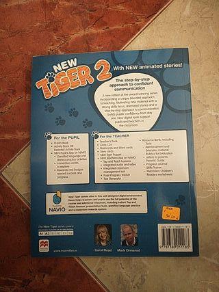 Pupil's Book 2 ,New Tiger
