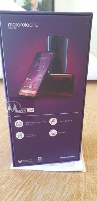 Motorola One vision Nuevo Precintado