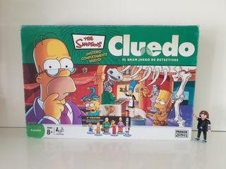 CLUEDO LOS SIMPSONS