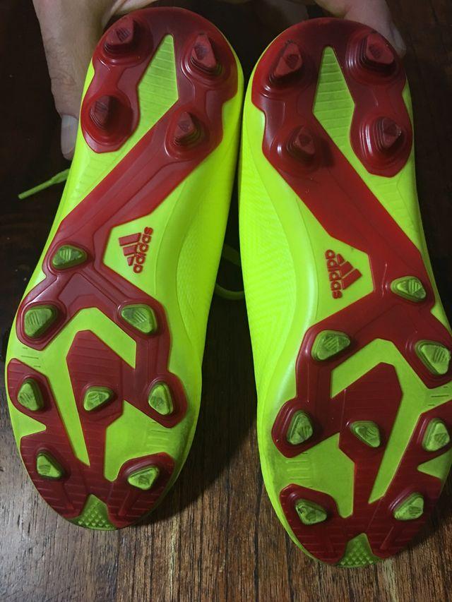 Botas fútbol talla 31