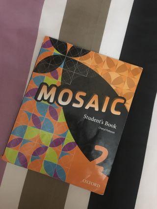 Libro Inglés 2 ESO (Oxford)