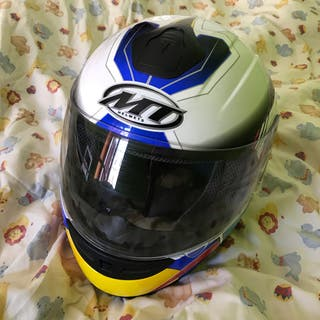 "Casco integral ""MT Helmets"" (niño)"