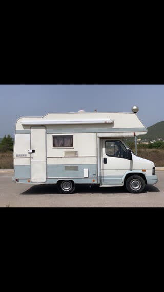 Autocaravana Fiat Talento