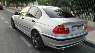BMW.3'20.d. DIÉSEL. con 200000klm reales año.2001