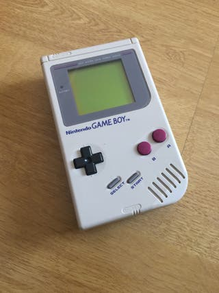 Consola Gameboy ORIGINAL