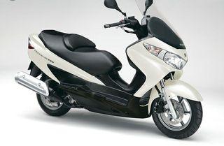 Suzuki Burgman 200i