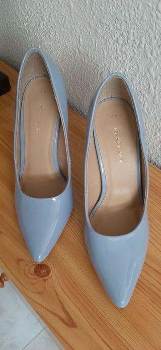 zapatos New Look Azules